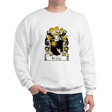 Brady Coat of Arms Sweatshirt