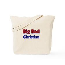 Big Bad Christian Tote Bag
