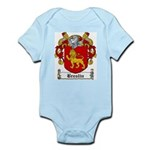 Breslin Coat of Arms Infant Creeper