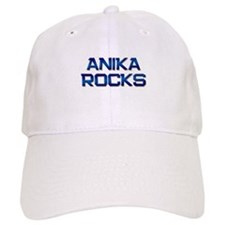anika rocks Baseball Cap