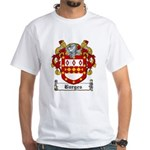 Burges Coat of Arms White T-Shirt