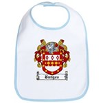 Burges Coat of Arms Bib