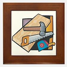 Carpentry Framed Tile