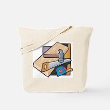 Carpentry Tote Bag