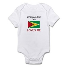 My GUYANESE DAD Loves Me Infant Bodysuit