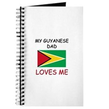 My GUYANESE DAD Loves Me Journal