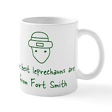 Fort Smith leprechauns Mug