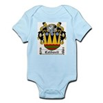 Caldwell Coat of Arms Infant Creeper