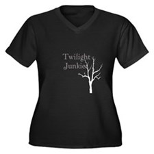 "Twilight Junkies ""Twilight Junkie"" Women's Plus Si"
