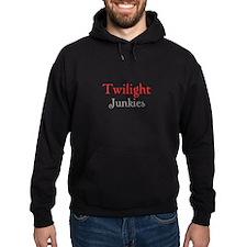 """Twilight Junkies """"Twilight Junkie"""" Hoodie"""