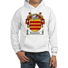 Cameron Coat of Arms Hoodie
