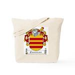 Cameron Coat of Arms Tote Bag