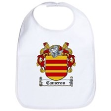 Cameron Coat of Arms Bib