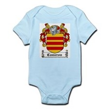 Cameron Coat of Arms Infant Creeper