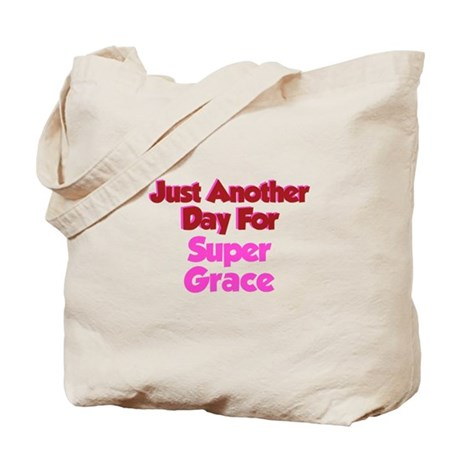 Another Day Grace Tote Bag