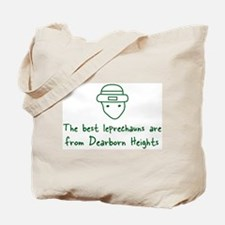 Dearborn Heights leprechauns Tote Bag