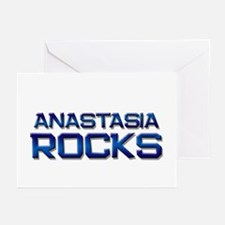 anastasia rocks Greeting Cards (Pk of 20)