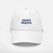 anahi rocks Baseball Baseball Cap