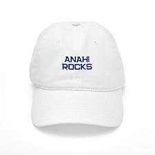 anahi rocks Baseball Cap