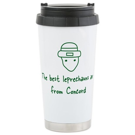 Concord leprechauns Stainless Steel Travel Mug
