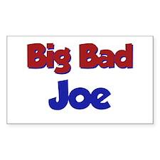Big Bad Joe Rectangle Decal