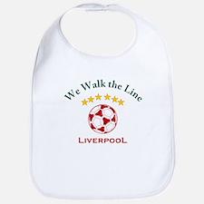 We Walk the Line Bib
