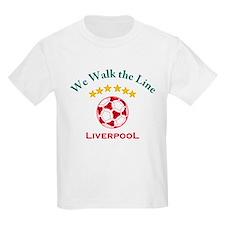 We Walk the Line T-Shirt
