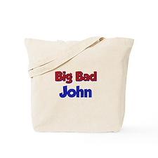 Big Bad John Tote Bag