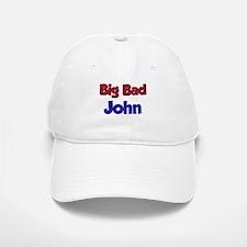 Big Bad John Baseball Baseball Cap