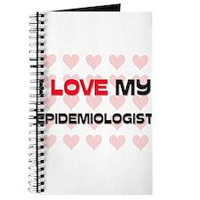 I Love My Epidemiologist Journal