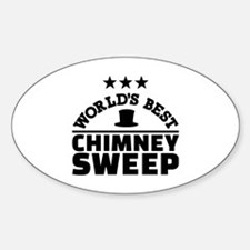 World's best chimney sweep Decal