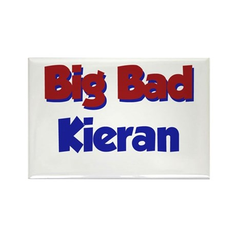 Big Bad Kieran Rectangle Magnet