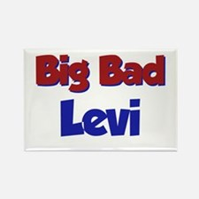 Big Bad Levi Rectangle Magnet