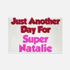 Another Day Natalie Rectangle Magnet