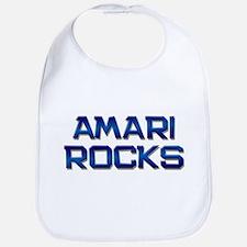 amari rocks Bib