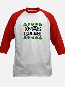 Xmas Rules Tee