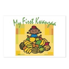 My First Kwanzaa Postcards (Package of 8)