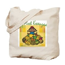 My First Kwanzaa Tote Bag