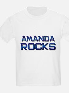 amanda rocks T-Shirt