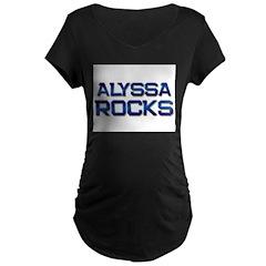 alyssa rocks T-Shirt