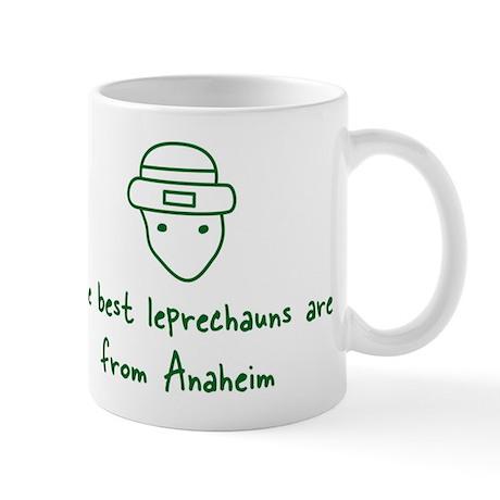 Anaheim leprechauns Mug