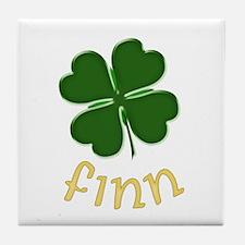 Finn Irish Tile Coaster