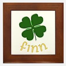 Finn Irish Framed Tile