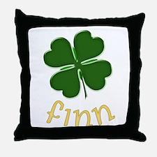 Finn Irish Throw Pillow