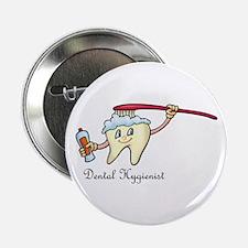 Button- Dental Hygienist