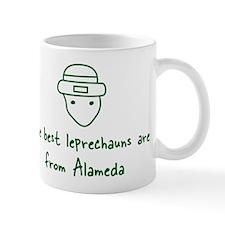Alameda leprechauns Mug