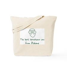 Alabama leprechauns Tote Bag