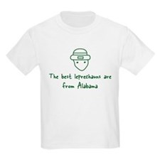 Alabama leprechauns T-Shirt