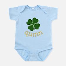 Quinn Irish Infant Bodysuit