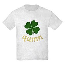 Quinn Irish Kids T-Shirt